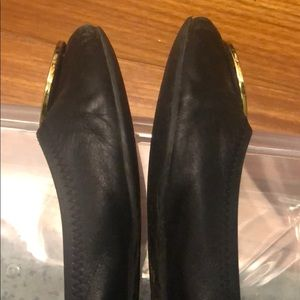 Tory Burch Shoes - Tory Burch Reva Flats sz 7.5 black
